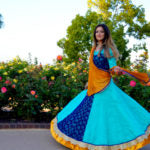 Load image into Gallery viewer, Heavenly Paradise - Gopi Skirt Outfit