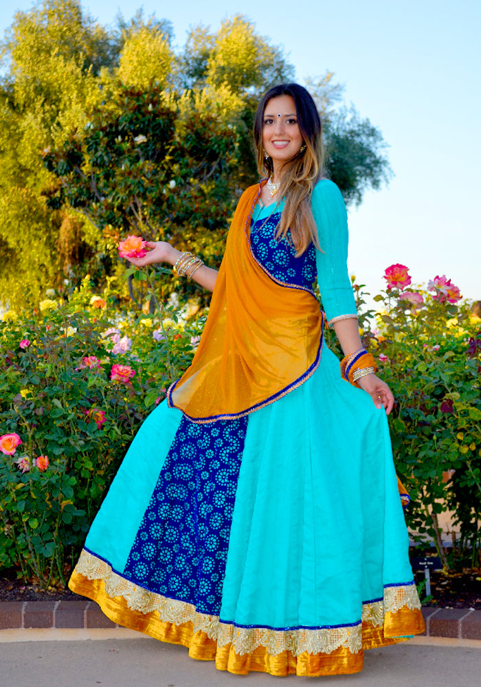 Heavenly Paradise - Gopi Skirt Outfit
