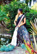 Load image into Gallery viewer, Every Word is a Song - Saree Lehenga