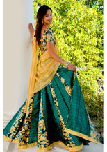 Load image into Gallery viewer, Passion in Fashion -Gopi Skirt Lehenga