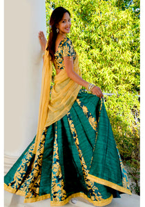 Passion in Fashion -Gopi Skirt Lehenga
