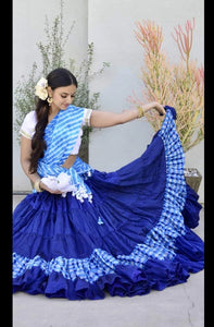 The Princes Dancing  - Gopi Skirt Outfit - SOLD