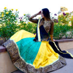 Load image into Gallery viewer, Spring Goddess-Gopi skirt Lehenga