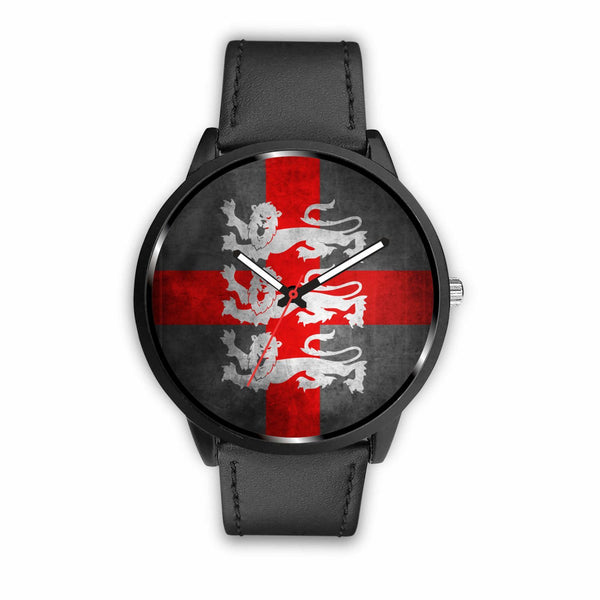 Watch Mens 40mm / Black England Roar