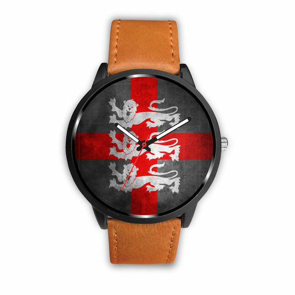 Watch Mens 40mm / Brown England Roar