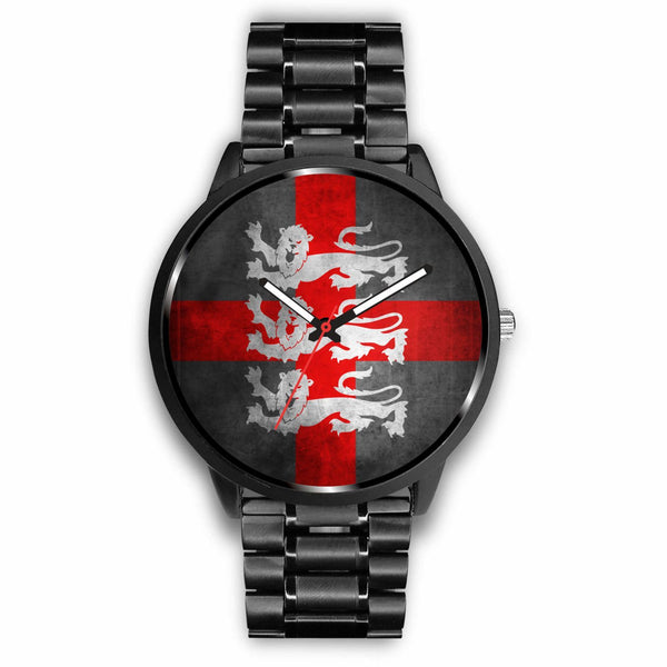Watch Mens 40mm / Metal Link England Roar
