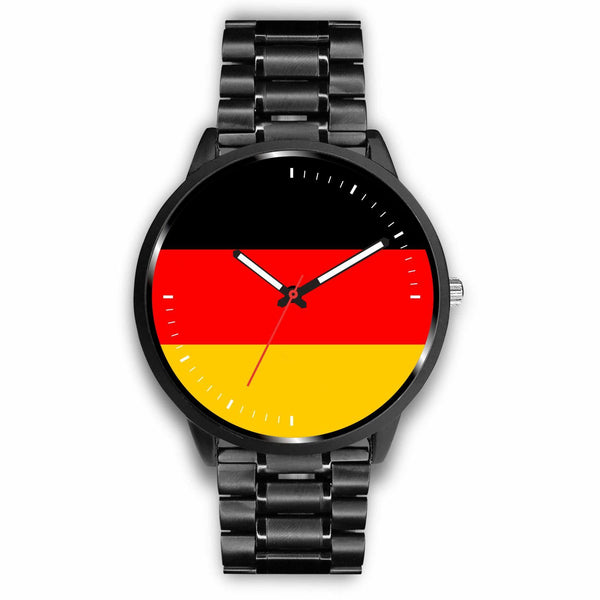 Watch Mens 40mm / Metal Link German Game