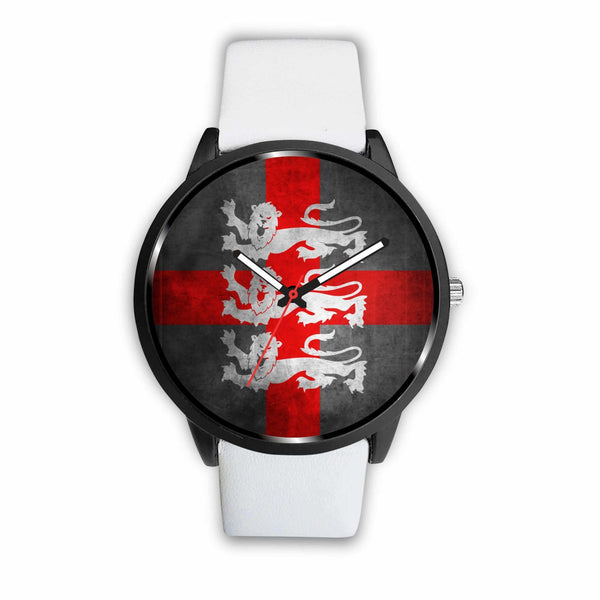 Watch Mens 40mm / White England Roar