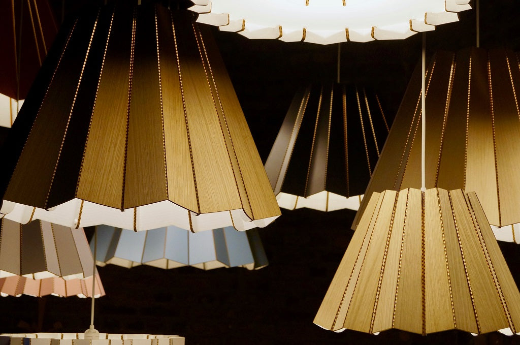 Updated lampshades can make a significant impact