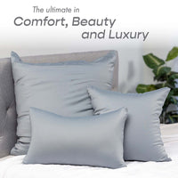 Pillow & Cover / Light Grey