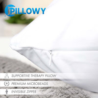 Pillow & Cover / White
