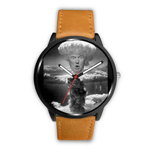Nuclear Donald Trump Watch - Peanutbutter's Closet