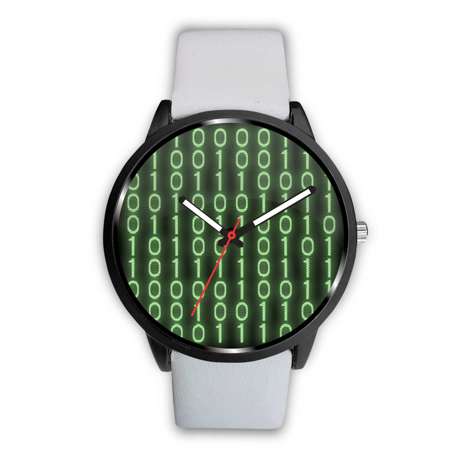 Binary Code Watch
