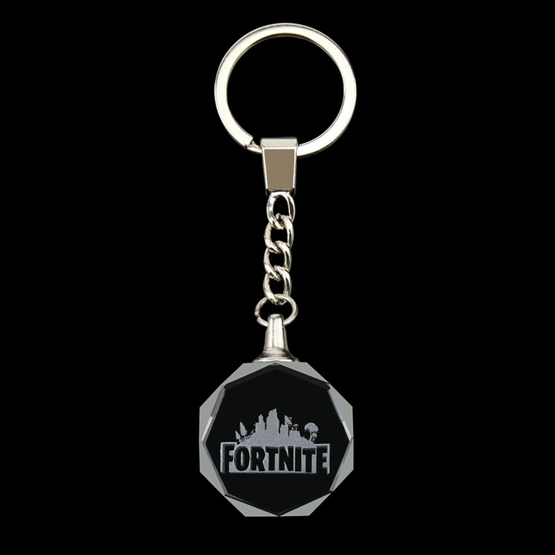 New Fortnite Octagon Keychain