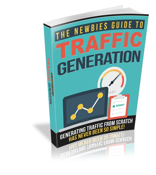 The Newbies Guide to Traffic Generation - Peanutbutter's Closet