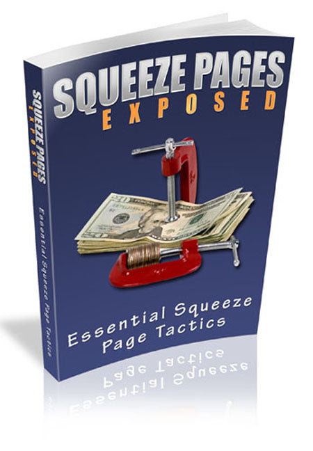 Squeeze Pages - Peanutbutter's Closet