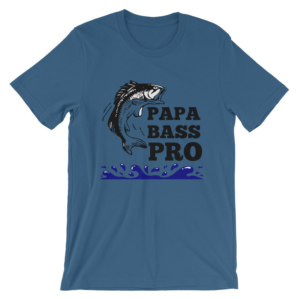 Papa Bass Pro Father's Day T-Shirt