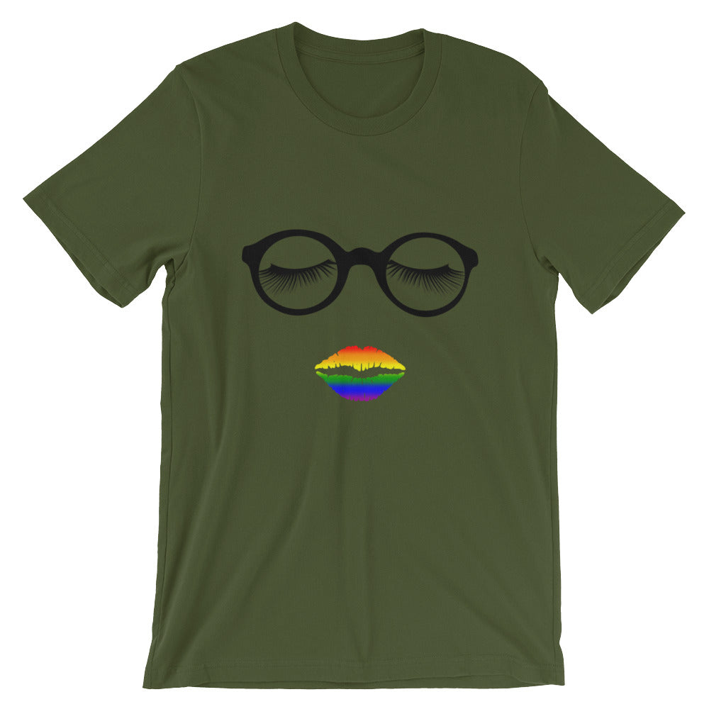 LGBTQ I Only Have Eyes For Her T-Shirt