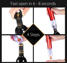 Aluminum Alloy Electric Automatic Wine Bottle Opener - Peanutbutter's Closet