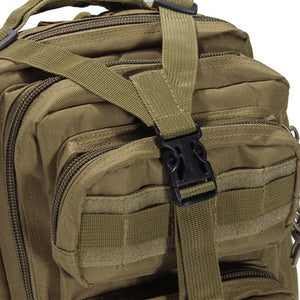 Waterproof Outdoor Military Rucksacks Tactical Sports Camping Hiking Trekking Fishing Hunting Backpack - Peanutbutter's Closet