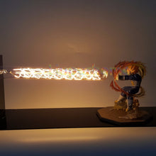 Dragon Ball Z Vegeta Super Saiyan Led Light Lamp - Peanutbutter's Closet