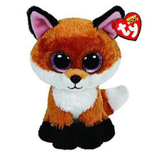 "Ty Beanie Boos Elephant and Monkey  Rabbit Fox Cute Animal Owl Unicorn Cat Ladybug With Tag 6"" 15cm - Peanutbutter's Closet"