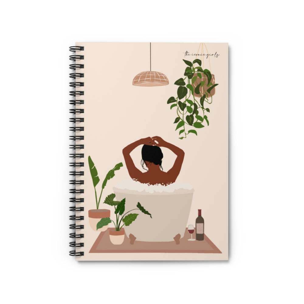 Spiral Notebook - Sienna