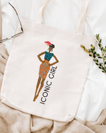 Gia Cotton Tote Bag