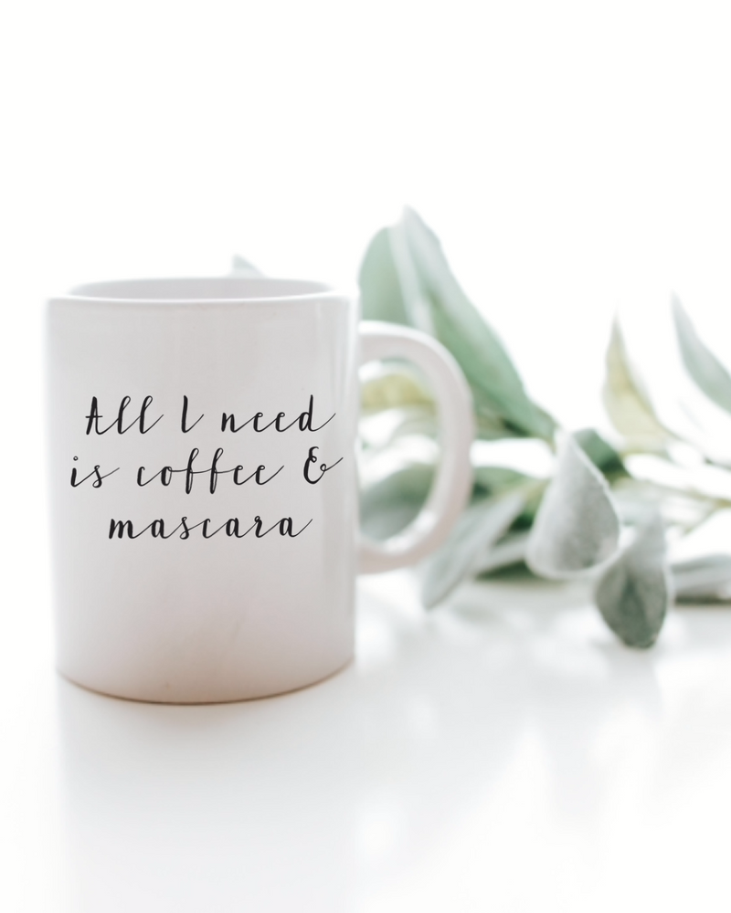 All I Need is – Coffee Mug