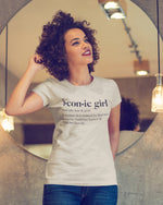 Defined Iconic Girl T-Shirt - White