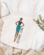 Symone Cotton Tote Bag