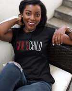 God's Child T-Shirt (Black)