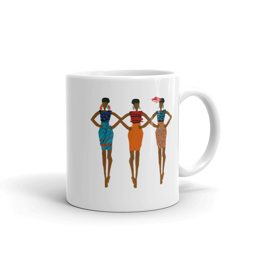Poster Girls Coffee/Tea Mug