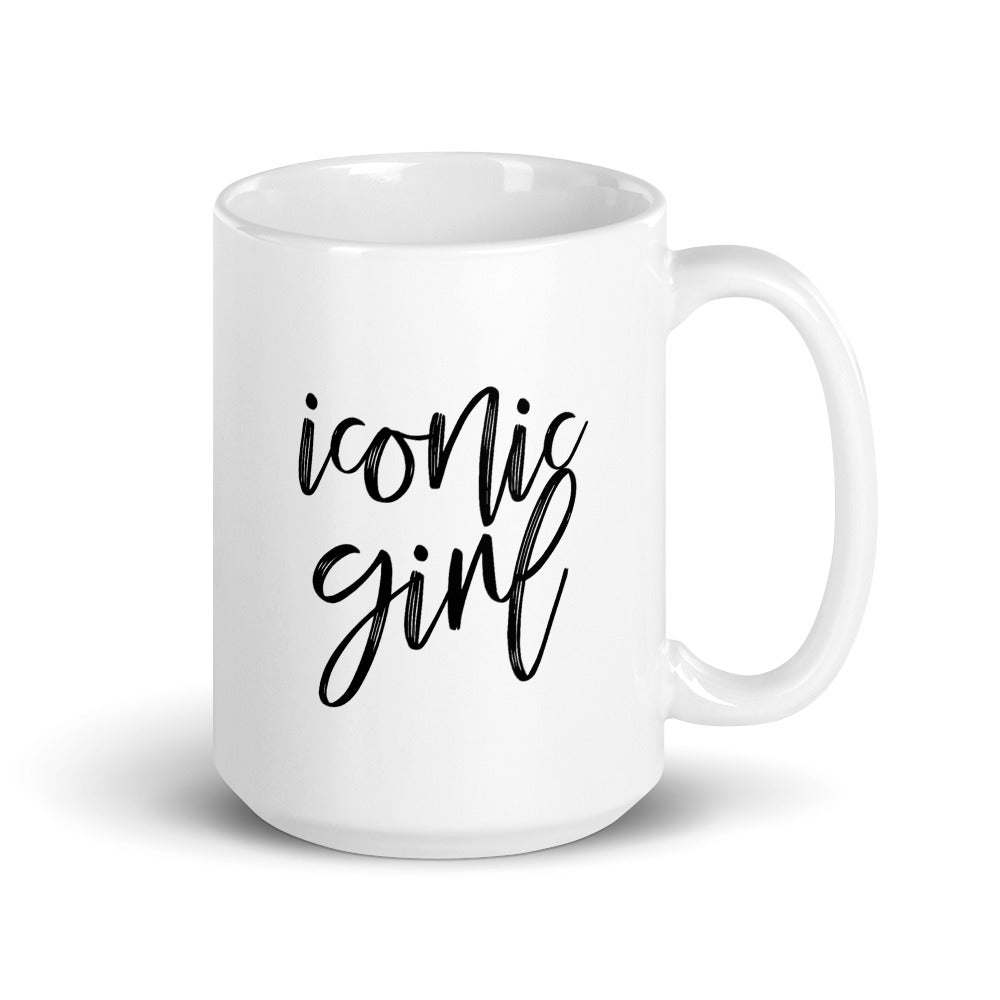 Iconic Girl Coffee/Tea Mug