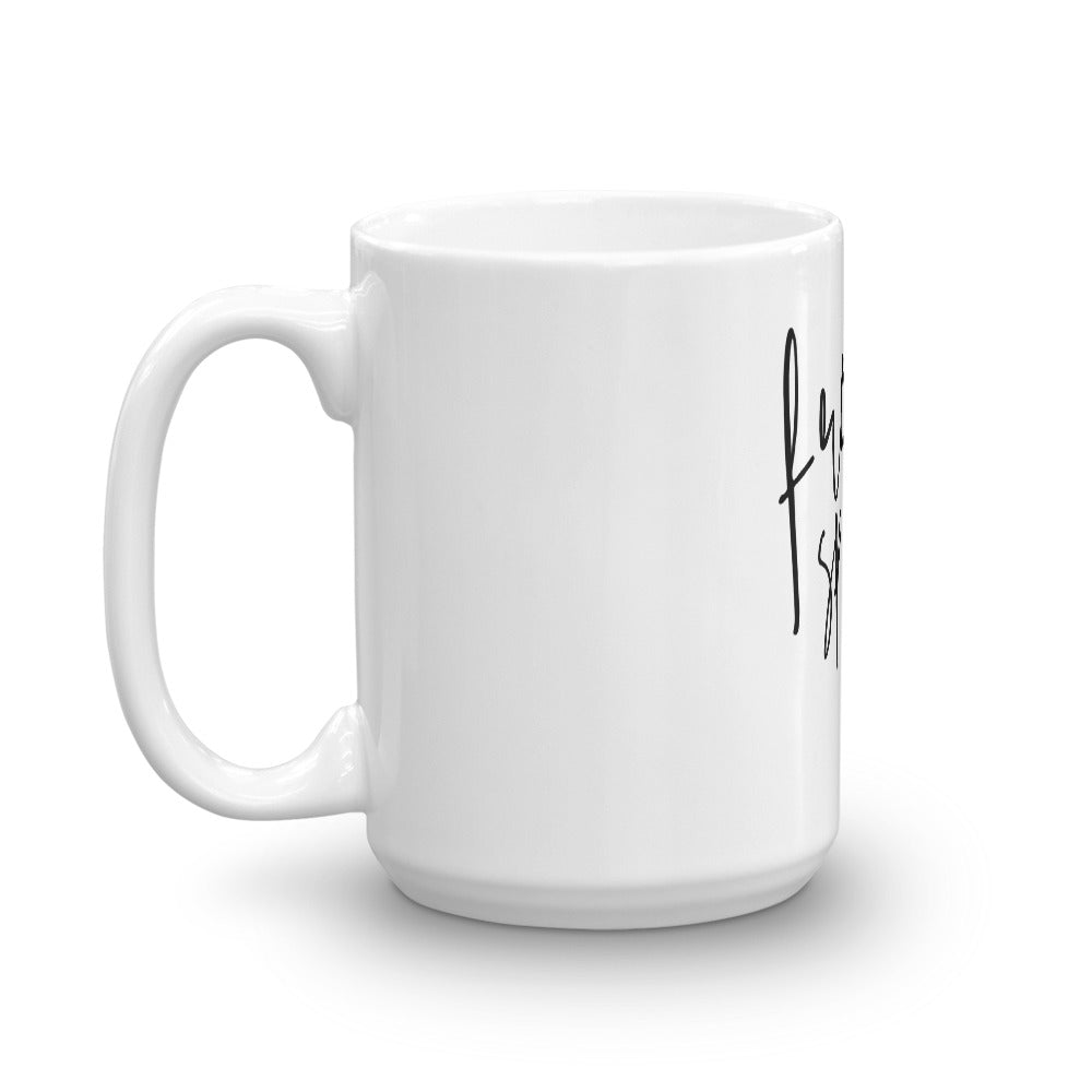 Free Spirit Coffee/Tea Mug