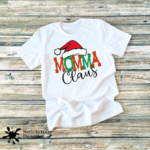 Momma Claus Shirt