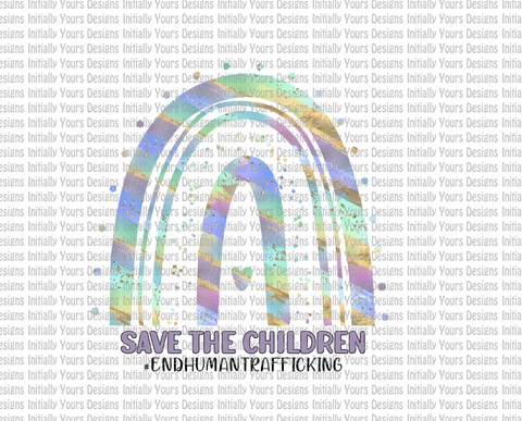 Save The Children Digital PNG