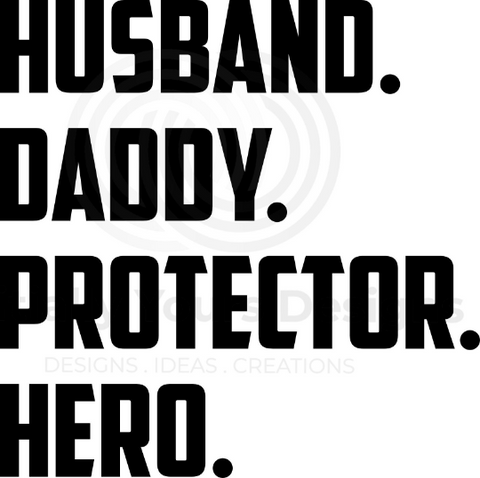 Daddy Hero Protector Digital
