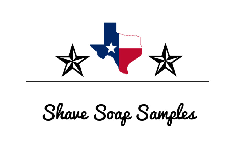 Shave Soap Sample Pack