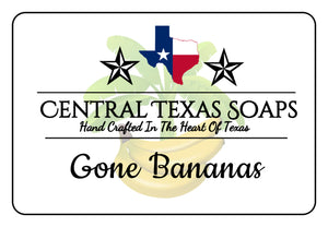 Gone Bananas Bar Soap