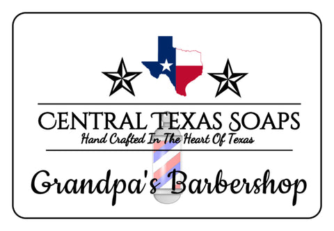 Grandpa's Barbershop *Goat's Milk* Soap