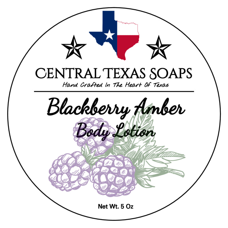 Blackberry Amber Body Lotion