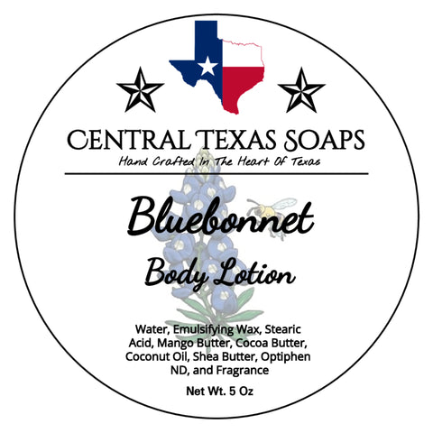 Bluebonnet Body Lotion