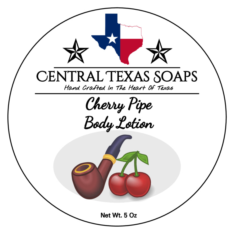 Cherry Pipe Body Lotion