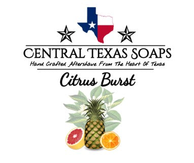 Citrus Burst Aftershave