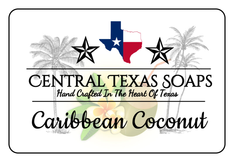 Caribbean Coconut Bar Soap