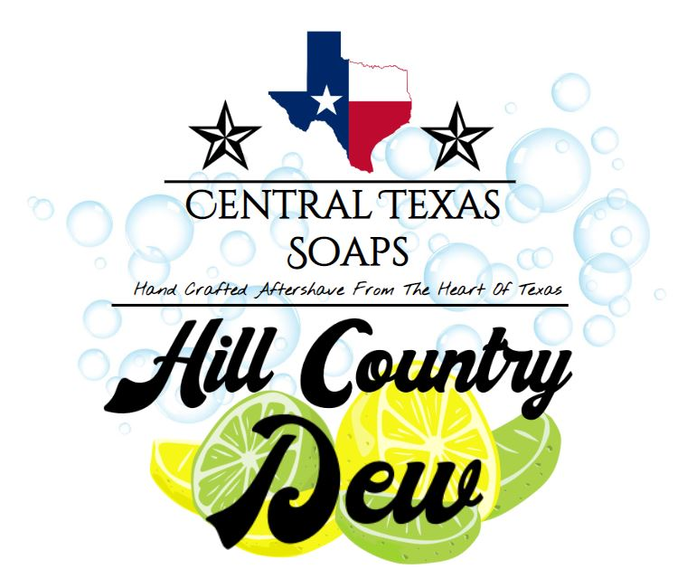 Hill Country Dew Aftershave