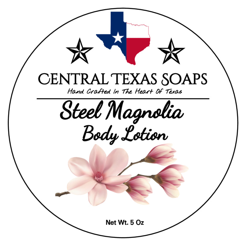 Steel Magnolia Body Lotion