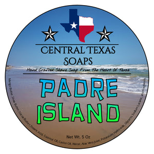 Padre Island Shave Soap