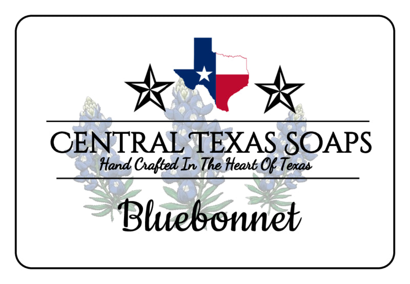 Bluebonnet Bar Soap